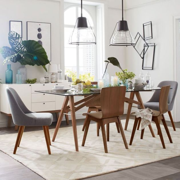 Eclectic Dining Room Idea from Decoist