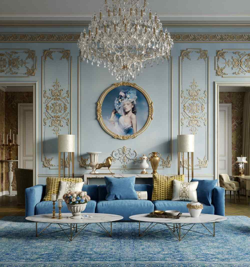 Luxury Living Room Interior Design Ideas By Julie Pashina