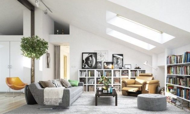Scandinavian Living Room Design Ideas With Clean Lines and Furnishings