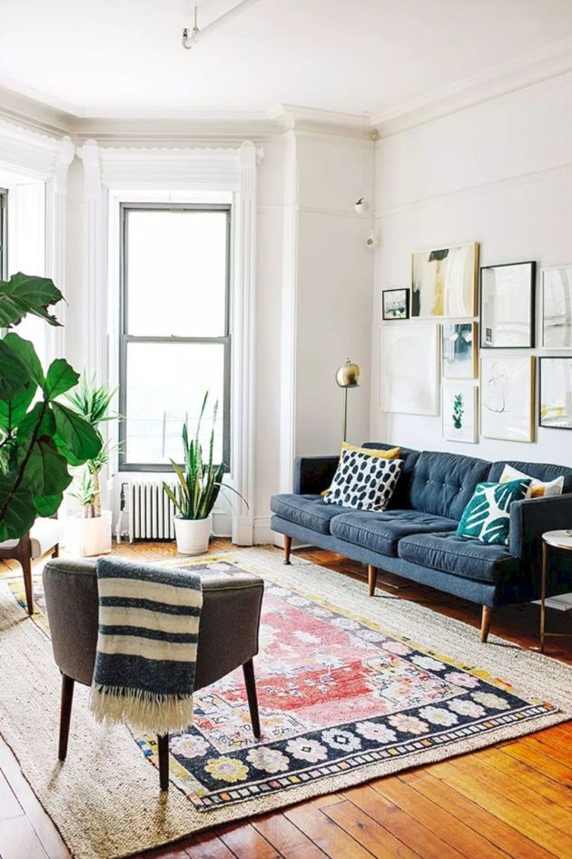 Small Living Room Idea from Design Listicle