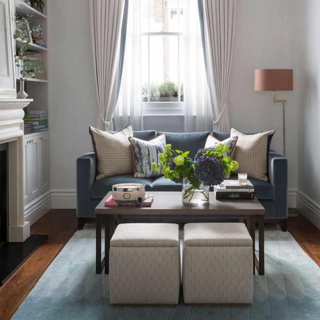 Small Living Room Idea from Ideal Home
