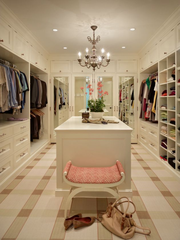 Broadmoor Residence - Traditional Closet, Seattle