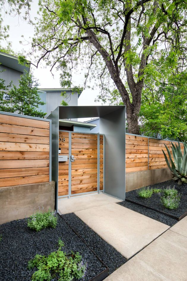 Contemporary Garden Design Ideas By CG&S Design-Build
