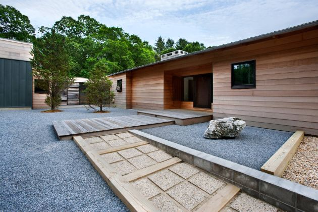 Contemporary Garden Design Ideas By Hamptons SilverLeaf Landscaping
