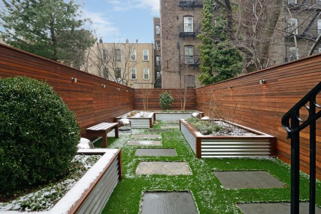 Contemporary Garden Design Ideas By Hudson Place Realty