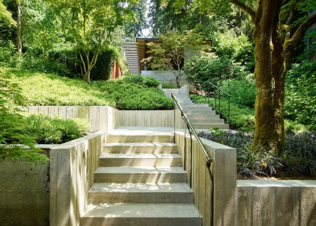 Contemporary Garden Design Ideas By LOCKHART SUVER