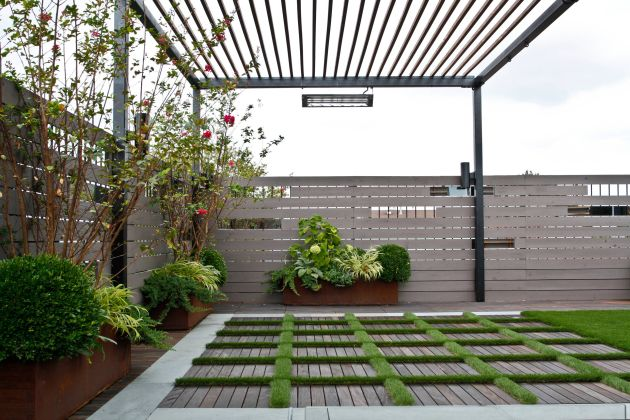 Contemporary Garden Design Ideas By Little Miracles Designs