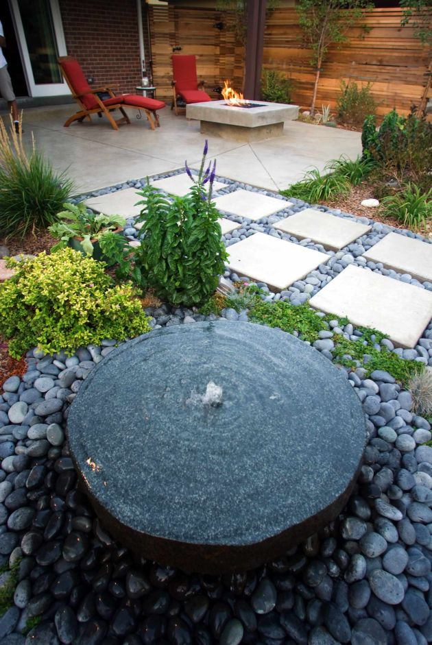 Contemporary Garden Design Ideas By Mile High Landscaping