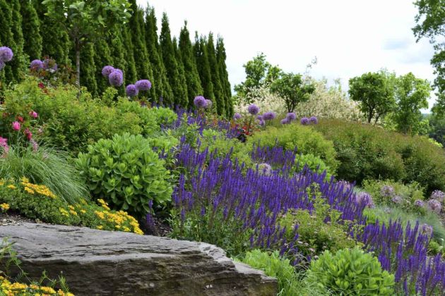 Contemporary Garden Design Ideas By Pennsylvania Landscape & Nursery Association