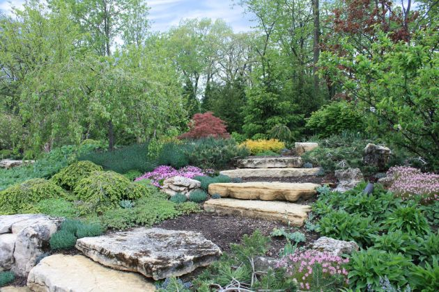 Contemporary Garden Design Ideas By Rocco Fiore & Sons, Inc.