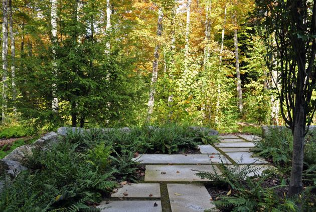 Contemporary Garden Design Ideas By Shepard Butler Landscape Associates