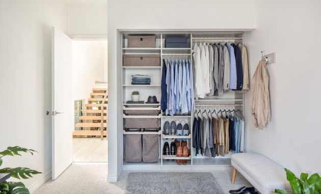 Modern Closet Design Ideas By Tailored Living of Mercer, Monmouth, Middlesex