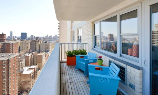 Small Balcony Design Ideas By David Charles Klein Design