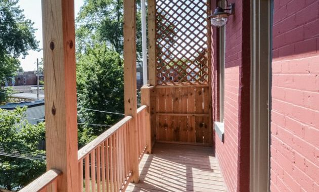Small Balcony Design Ideas By Grand Home Solutions, Inc