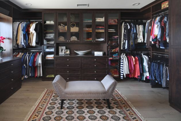 Traditional Closet Design By Built-In Style