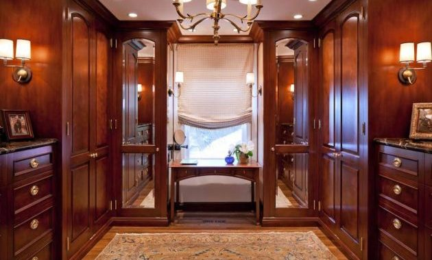 Traditional Closet Design By Claire Day Interiors