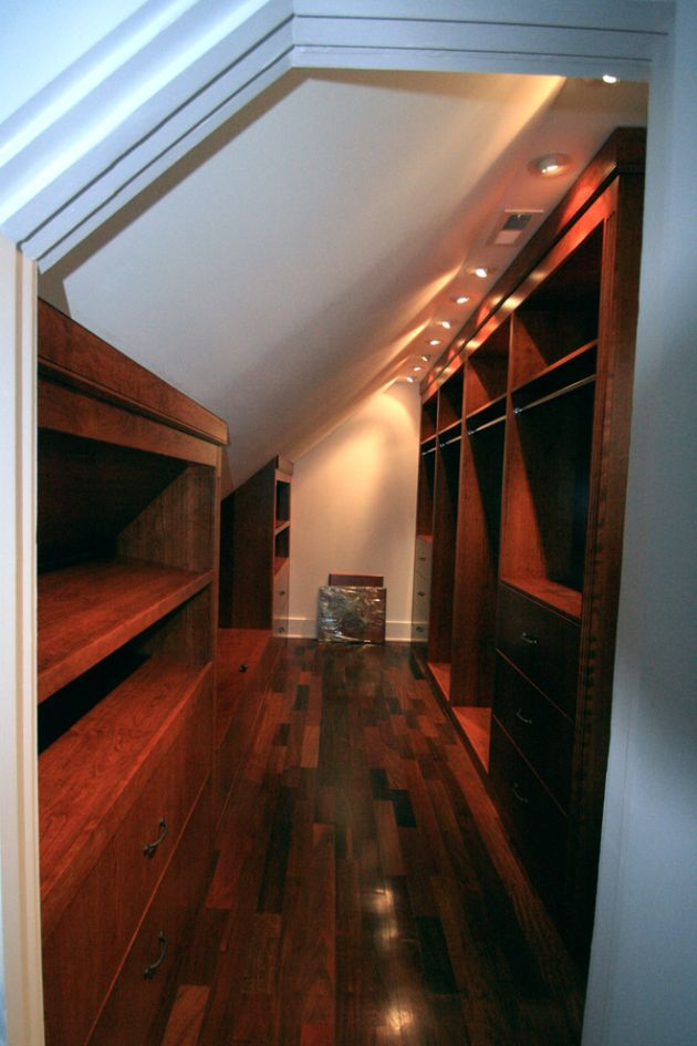 Traditional Closet Design By Leveille Home Improvement Consultants, Inc.