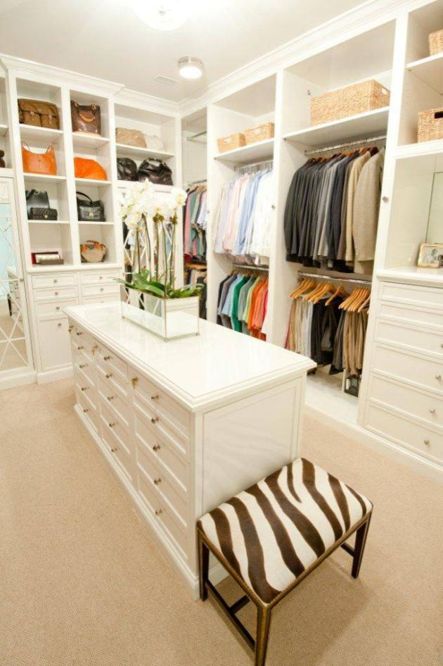 Traditional Closet Design By Munger Interiors