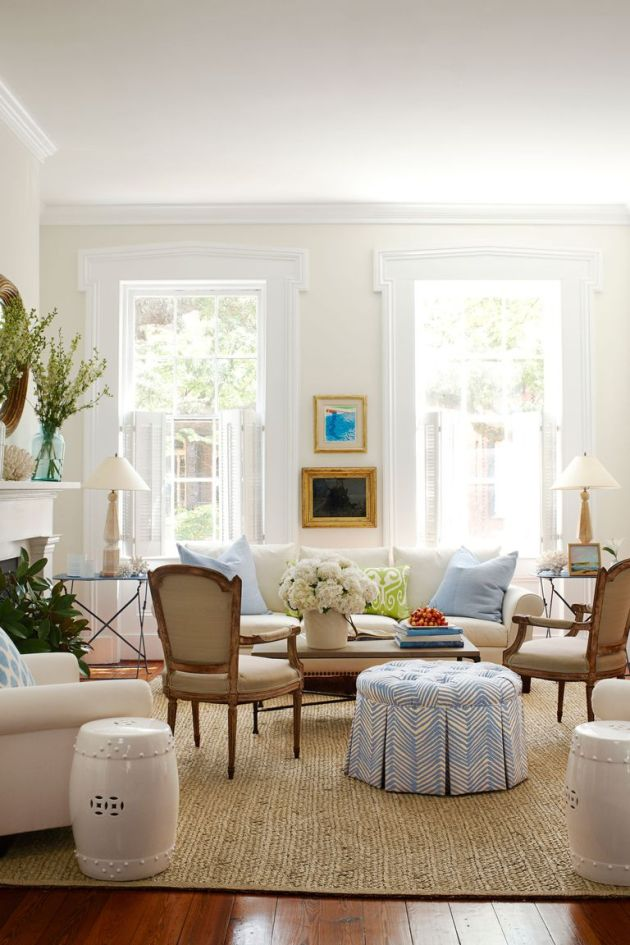 Living Room Decorating Ideas By Keeping It Simple