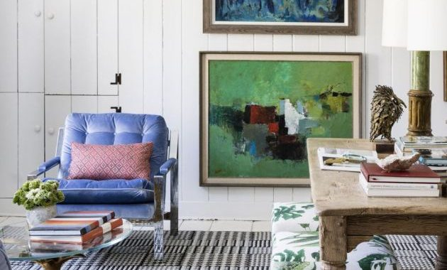 Living Room Decorating Ideas By Pairing Unexpected Colors