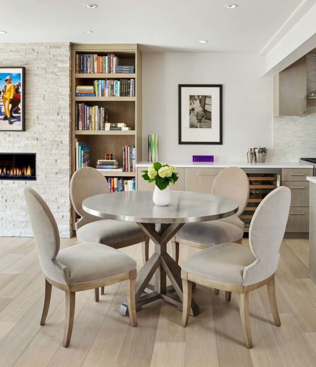 Modern Dining Room Design Ideas By Cathers Home