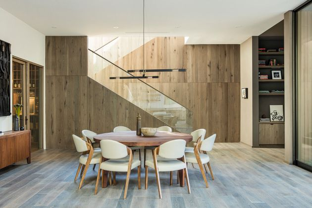 Modern Dining Room Design Ideas By Lango Works