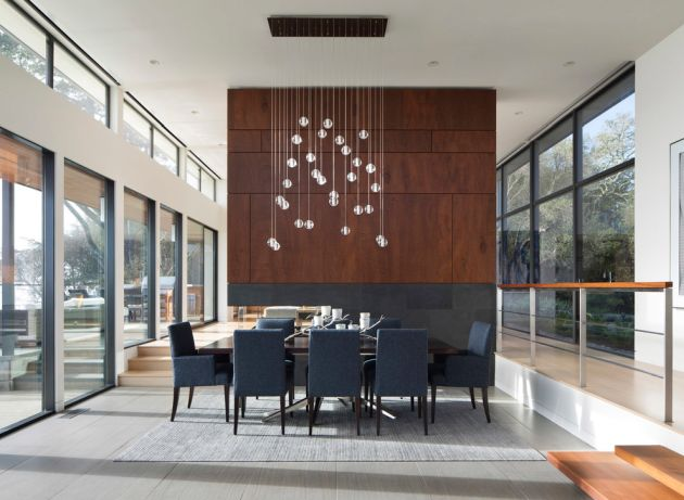Modern Dining Room Design Ideas By ODS Architecture