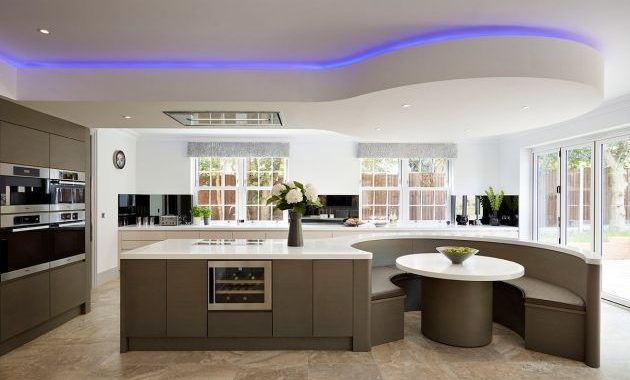 Modern Kitchen Island From Jones Britain