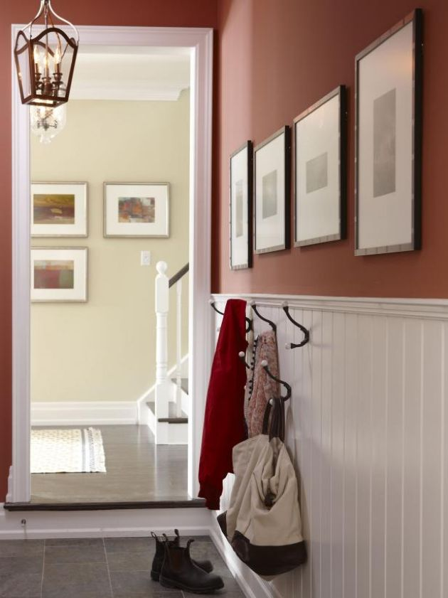 Mudroom Storage and Decorating Ideas