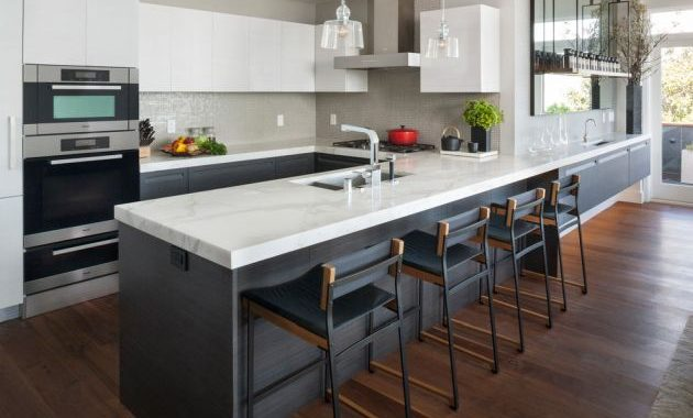 Small Black Kitchen Ideas By FQ DESIGNS GROUP