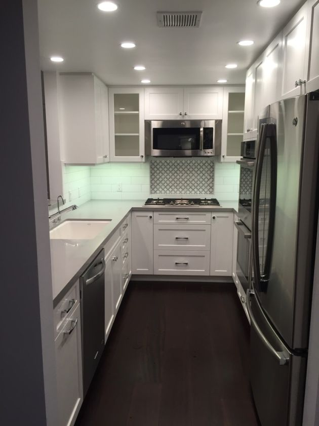 Small Black Kitchen Ideas By Open Hand Remodeling Co.