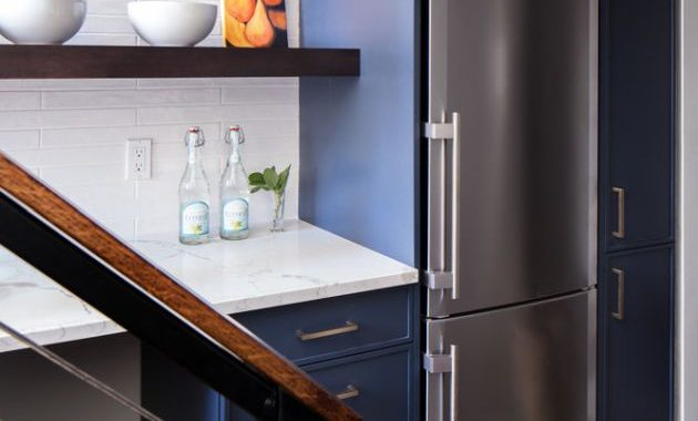 Small Black Kitchen Ideas By Palette Pro Painting & Renovation