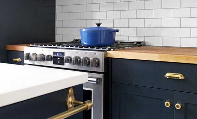 Small Black Kitchen Ideas By Spectra Design Build
