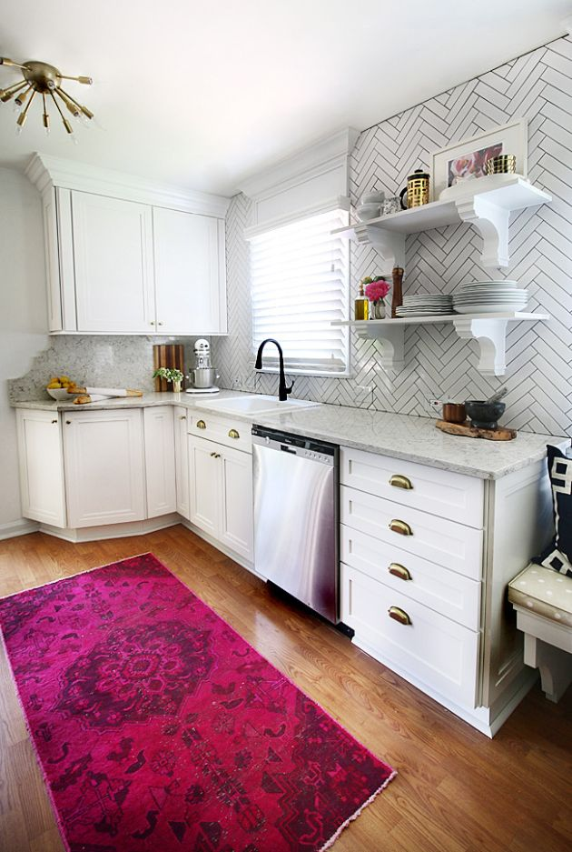 Small Pink Kitchen Design Ideas By Martha Stewart Living