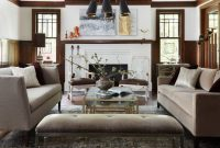 Traditional Black Living Room Ideas By Buckingham Interiors