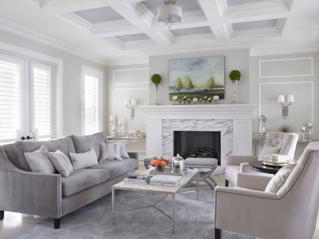 Traditional Living Room Ideas Jaime Blomquist Interiors
