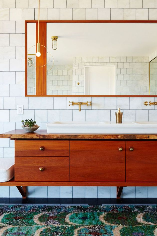 Bathroom Design Ideas By Mixing Your Styles