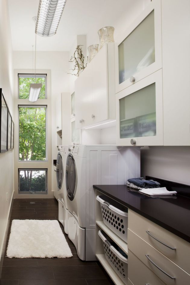 Laundry Room Design Ideas With Classic And Contemporary Taste