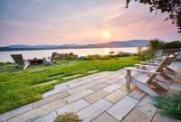 Beach Style Patio Design Ideas By Andover Landscape Design & Construction