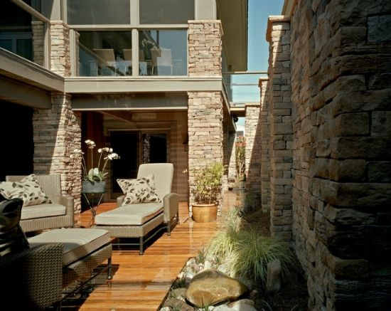 Beach Style Patio Design Ideas By Lane Builders LLC
