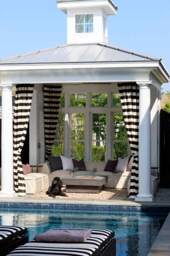 Beach Style Patio Design Ideas By OPaL, LLC