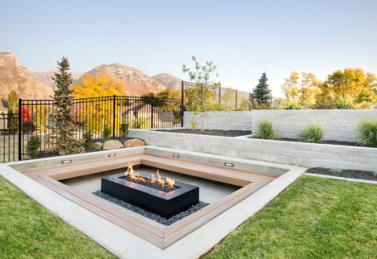 Contemporary Patio Design Ideas By Decorative Landscaping