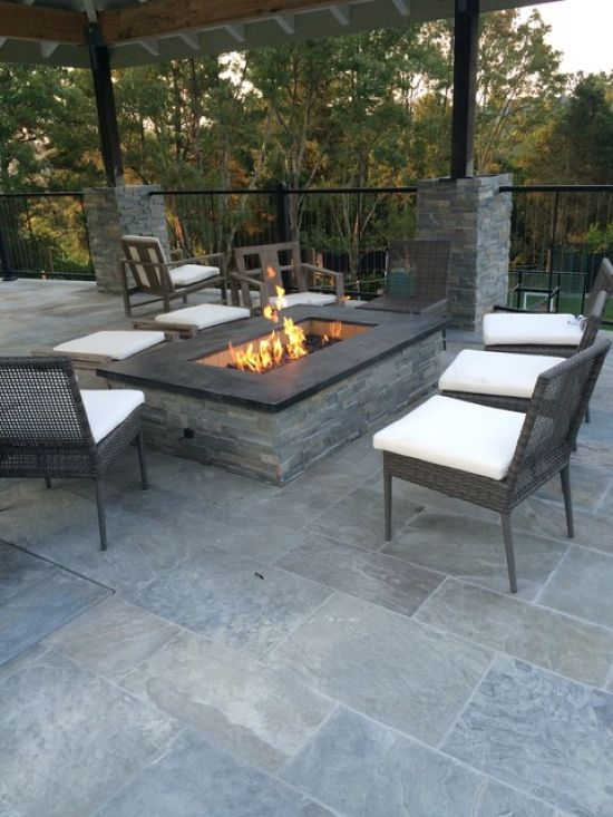 Contemporary Patio Design Ideas By  Riedel Precision Landscaping, Inc.