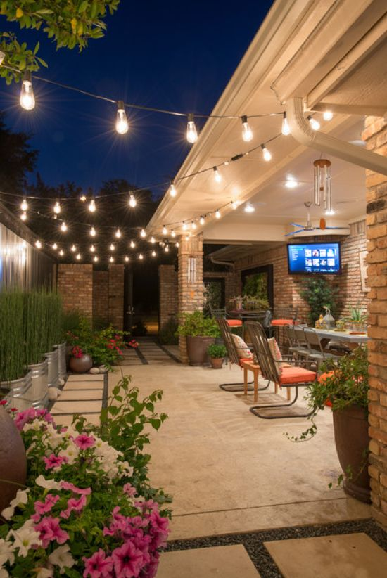 Eclectic Patio Design Ideas By FineLines Design Studio