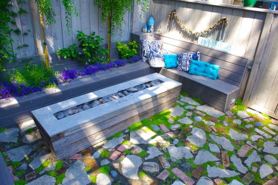 Eclectic Patio Design Ideas By G Family, Inc.