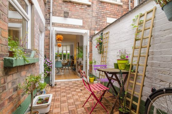 Eclectic Patio Design Ideas By Gary Quigg Photography