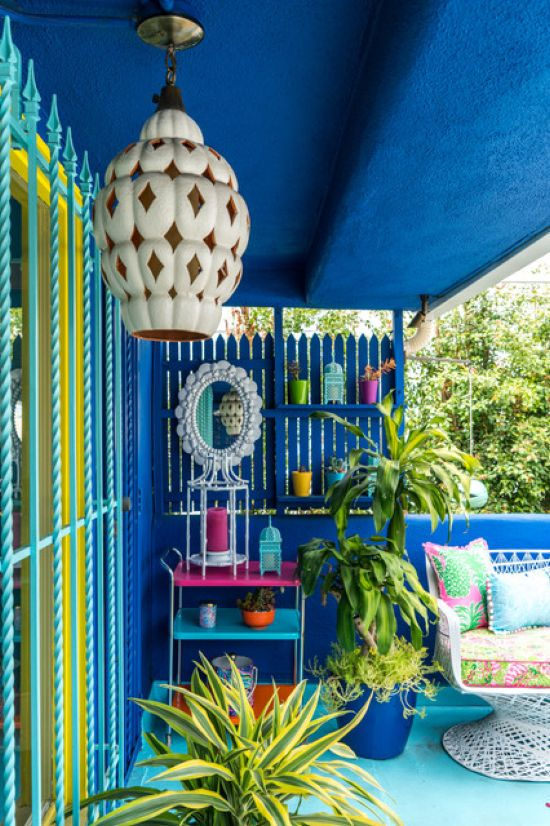 Eclectic Patio Design Ideas By gatotravieso