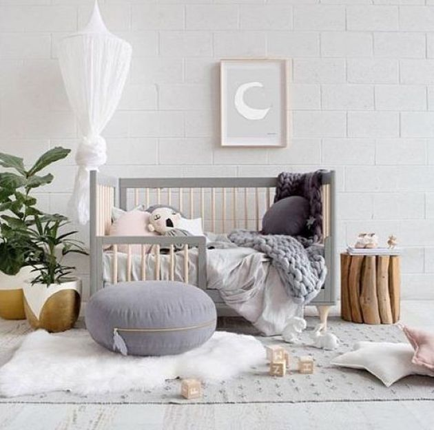 Functional Crib That Can Be Changed When Your Child Grows Up