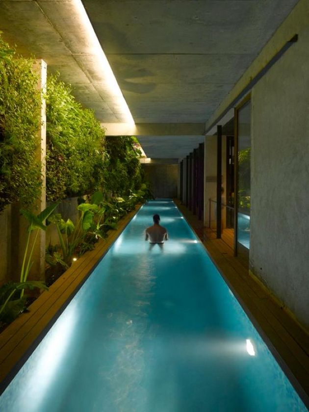 30 Cool Indoor Swimming Pool Ideas To Spoil You – Plushemisphere