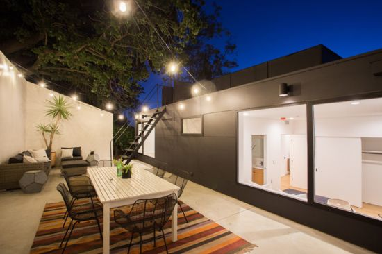 Modern Patio Design Ideas By Aaron Neubert Architects